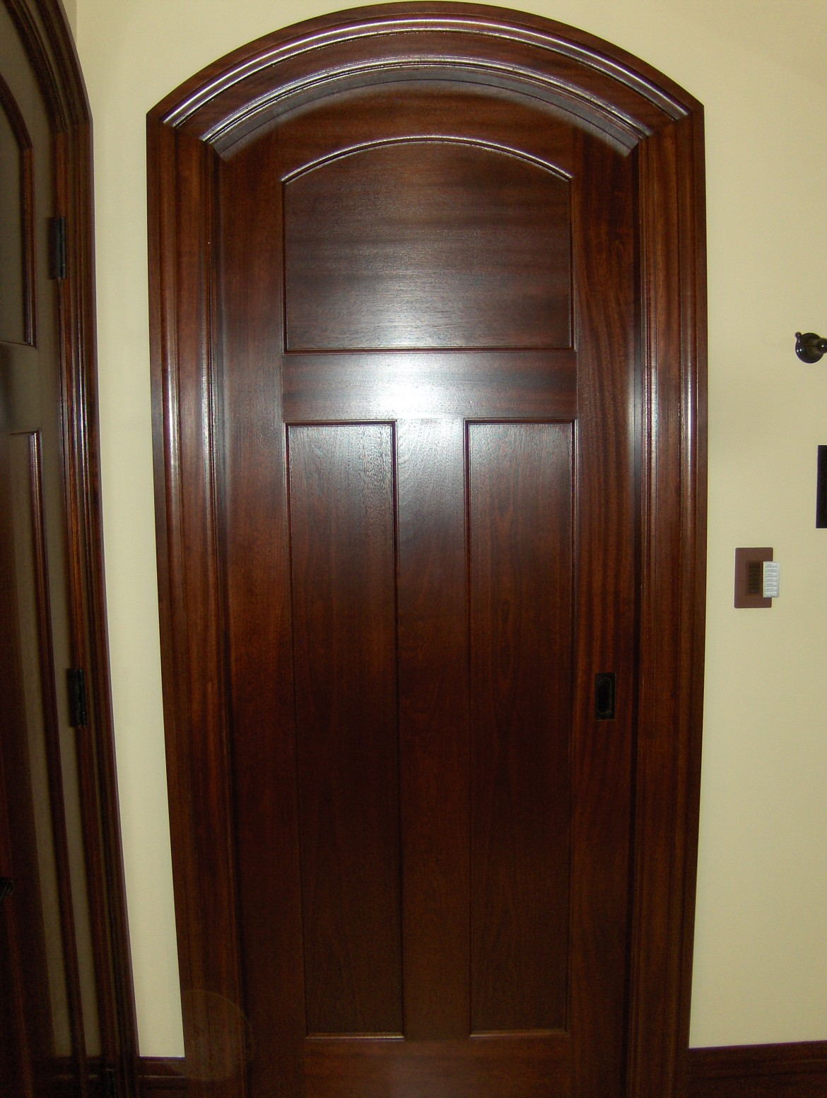 Custom Door and Frame