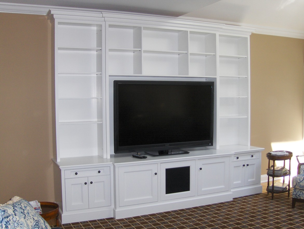 Entertainment Center 2