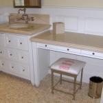 Vanity and Desk